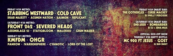 Coldwaves Festival 2017